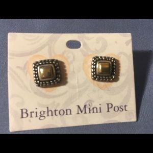 Brighton Gold/Silver Mini Post